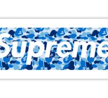 BAPESUPREME Sticker