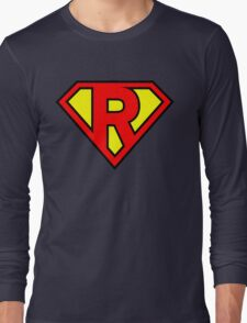 Super R Long Sleeve T-Shirt