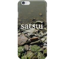 satSui - State of  M I N D iPhone Case/Skin