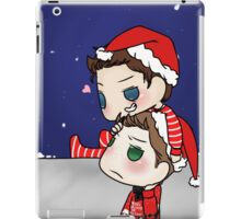 Christmas Cockles iPad Case/Skin