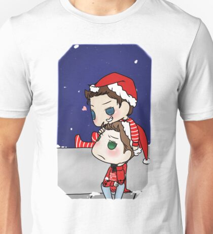 Christmas Cockles Unisex T-Shirt
