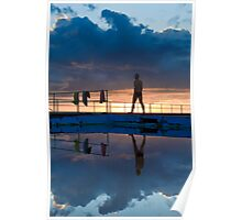 Bulli Beach Sunrise Poster