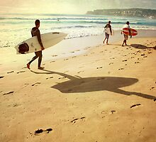 beach life by Jackie Cooper
