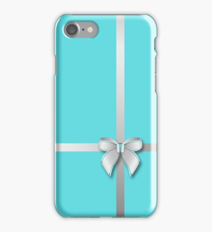 Tiffany's Ribbon iPhone Case/Skin