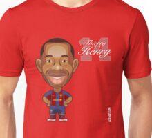 Thierry Henry t-shirt Unisex T-Shirt