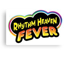 rhythm heaven fever Canvas Print