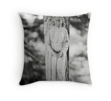 Temple Hill Angel Throw Pillow