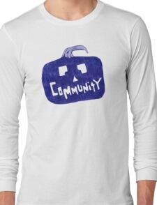 Community Halloween Long Sleeve T-Shirt