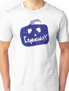 Community Halloween Unisex T-Shirt