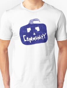 Community Halloween T-Shirt