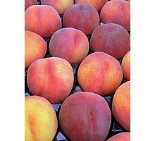peaches Photographic Print