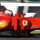 Ferrari, Australian GP 2009 by Paul Golz
