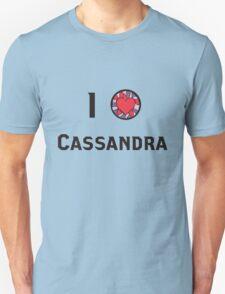 I Heart Cassandra T-Shirt