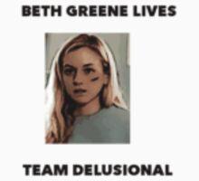 Team Delusional Shirt by deadarewalking
