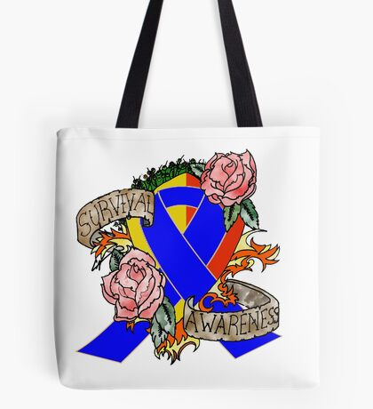 Connor Nomakeo Design Tote Bag