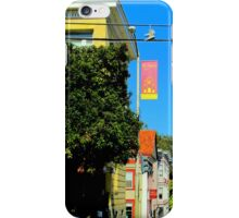 Walking The Wires iPhone Case/Skin