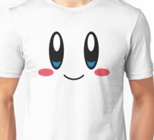 Kirby Face Unisex T-Shirt