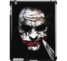 The Killing Joker iPad Case/Skin