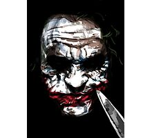 The Killing Joker Photographic Print