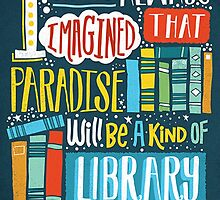 Books quotes poster by lasertrap