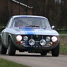 Alfa Romeo Rally by Geoff Carpenter