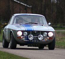 Alfa Romeo Rally by Geoff Carpenter