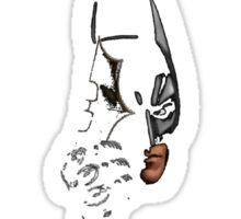 Batman Jokerface Sticker