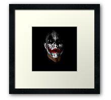 Joker #3 Framed Print