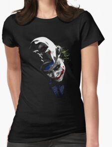 The Unmasking Womens Fitted T-Shirt