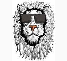 Lion Illustrative Unisex T-Shirt