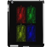 Time And Relative Dimension In Hogwarts iPad Case/Skin