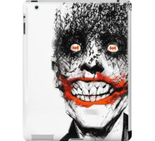 The Bat and The Clown iPad Case/Skin