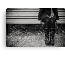 place for you Canvas Print