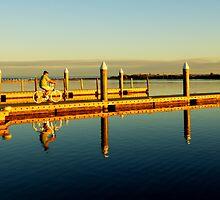 Take a Long Ride off a Short Pier by Kathryn Potempski
