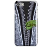 Zippy Lizard iPhone Case/Skin