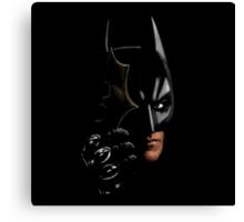 The Batman Canvas Print