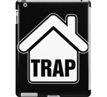 White Trap iPad Case/Skin