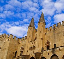 Palais des Papes by AmyRalston