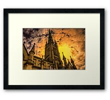 St. James Cathedral 2 Framed Print