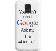 I'm Genius Samsung Galaxy Case/Skin