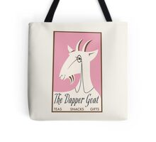 The Dapper Goat - Teas Snacks Gifts Tote Bag