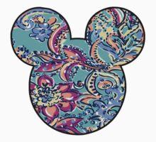 Mickey Mouse by Sophiarez