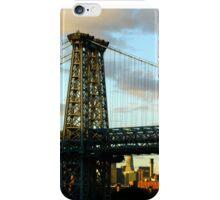 The Williamsburg Bridge iPhone Case/Skin