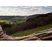Spring Countryside, Buckinghamshire Photographic Print
