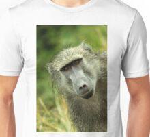 Baboon Face Unisex T-Shirt