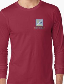 Team Zissou - Life Aquatic Long Sleeve T-Shirt