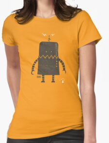 Puny Humans Womens Fitted T-Shirt