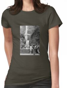 Tourism Womens Fitted T-Shirt