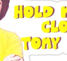 Hold me closer Tony Danza Sticker