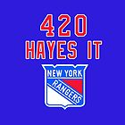 Kevin Hayes by RB Shop